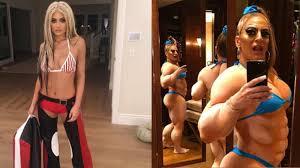Bodybuilder Halloween Costumes Celeb Halloween Galore
