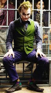 joker heath ledger character
