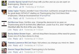 stein mart to open on thanksgiving day draws complaints from
