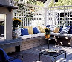 Decks With Benches Built In Home Design Tips Plan Your Dream Deck