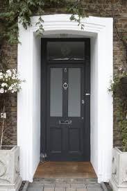 painting your front door the easy way the diy village how to paint an outdoor door front doors doors and front entrances