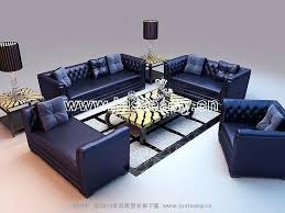 Navy Blue Leather Sofa And Loveseat Minimalist Blue Leather Sofa Set Furniture Rental Dubai