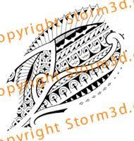 mixed tribal tattoo flash designs by storm3d