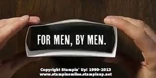finally a greeting card kit designed for men from stampin u0027 up