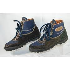 s vasque boots vasque tex hiking trail boots blue black s 9 5 m