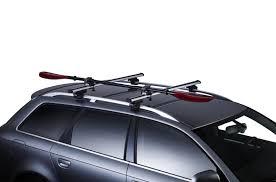 porta kayak per auto thule hullavator pro 898 canoe kayak carriers