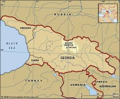 south ossetia map south ossetia region britannica