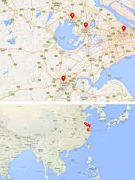 Suzhou China Map by Janwawa Com Janwawa Group Tour Management Hc010 Shanghai