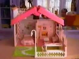 barbie corvette vintage 1992 barbie fold n u0027 fun house commercial youtube