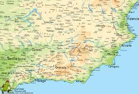 Espana Map Gr7 Andorra Tarifa