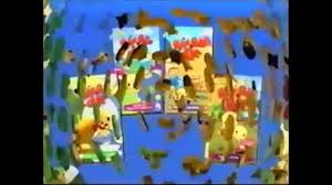 opening to bear in the big blue house 2005 vhs video dailymotion