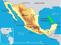 map of mexico yucatan region map of mexico regions 14 fileregions mexicosvg on world maps best