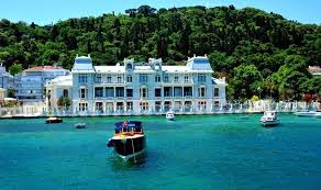 istanbul bosphorus waterfront mansions for sale