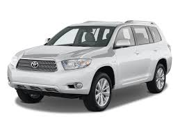 2009 toyota highlander reviews and rating motor trend