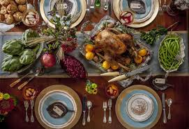 you re doing thanksgiving wrong according to anthony bourdain
