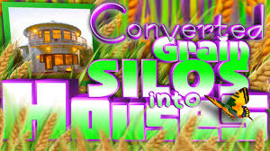 Grain Silo Homes by Tiny Houses Converted Grain Silos Into Houses Youtube