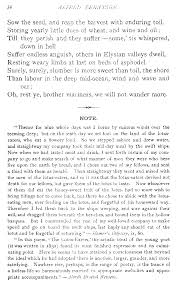 The Blind Boy Poem Summary The Project Gutenberg Ebook Of Six Centuries Of English Poetry By