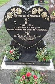 how much is a headstone additional inscriptions