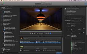 apple updates final cut pro x compressor and motion with new features