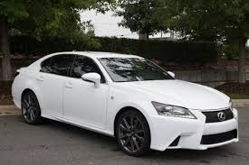 lexus gs f sport for sale used 2014 lexus gs 350 for sale raleigh nc cary ngs819a