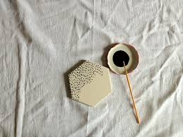 a daily something diy painted tile coasters