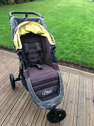 Baby Jogger City Mini Rain Canopy by Baby Jogger City Mini Gt With Rain Cover In Tonbridge Kent