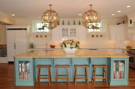 turquoise kitchen island turquoise kitchen island in renovated cow barn my renovation