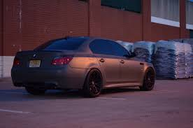 matte bmw matte military green bmw e60 m5 for sale autoevolution