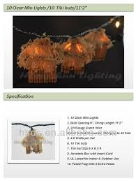 tiki hut string light tiki hut string light suppliers and