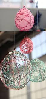 the 25 best yarn balloon ideas on balloon crafts