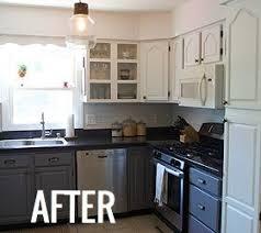 Diy Kitchen Cabinets Makeover Kitchen Cabinet Makeover