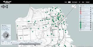 Image Gallery Lincoln Park Map by Crimespotting U003e Stamen Design