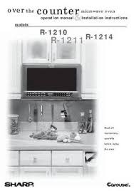 best black friday deals for sharp microwave sharp r1210 carousel over the counter microwave oven 1 5 cu ft