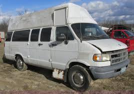 Dodge Ram Van - 1997 dodge ram van 3500 maxi van item l4201 sold septem