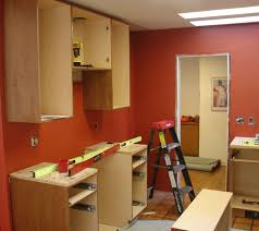 Installation Of Kitchen Cabinets by Furniture Coastside Cabinets Offers Frameless Cabinetry