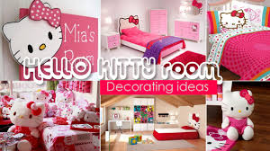 Dream Furniture Hello Kitty by Easy Hello Kitty Room Decorating Ideas Youtube