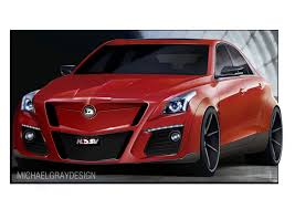 where is the cadillac cts made cadillac cts v reimagined as an hsv badged performance sedan