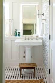 marvelous kohler bancroft in bathroom farmhouse with vintage bathroom next to ikea farmhouse sink alongside cafe curtains