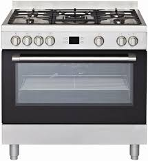 Gas Cooktop 90cm Euromaid 90cm Gas Cooktop Electric Oven Freestanding Stove