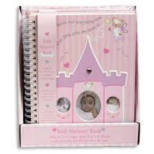baby girl memory book baby girl memory book 11 inch pink sugar spice