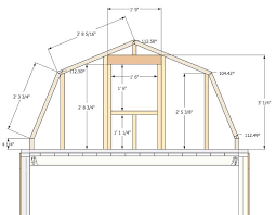 how to build a barn style roof barn style roof angles gambrel roof sketchup 34683 evantbyrne info