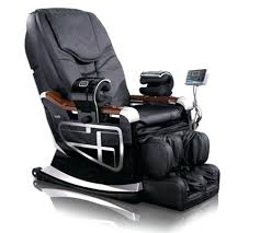 leather massage office chair rio brown reclining u2013 realtimerace com