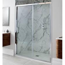 sliding shower doors u0026 enclosures uk bathrooms