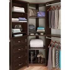 Closetmaid Closet Design Closetmaid Impressions 23 In Nickel Corner Rounder Closet Rod