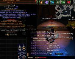 Poe Maps Psa On Map Search Using Poe Trade Pathofexile