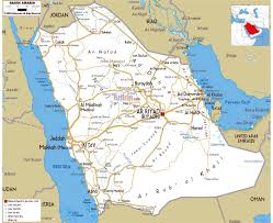 Red Sea World Map by Maps Of Saudi Arabia Detailed Map Of Saudi Arabia In English