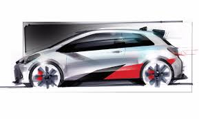 toyota yaris u0027grmn u0027 name confirmed for hatch gets