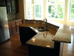 multi level kitchen island 2 level kitchen island glassnyc co