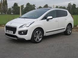 peugeot price list used peugeot 3008 2015 for sale motors co uk