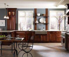 Cherry Cabinets In Kitchen Kitchen Light Cherry Cabinets Painted Island Finishes Like